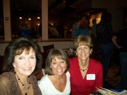 Kay Dwyer Rees, Dianne Connolly Corbetta, and Judy Kifer DeCook