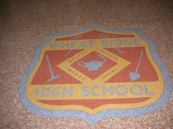 Wheat Ridge High School Seal