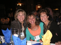 Kay Dwyer Rees, Dianne Corbetta Connolly, Judy Kifer DeCook