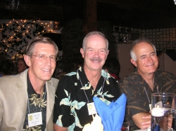 Spouses: Bruce DeCook, Steve Connolly, Ron Rees