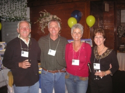 Mike Smith, Dave Zinanti, Pam Mitchell Zinanti, Judy Kifer DeCook