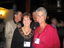 Judy Kifer DeCook and  Pam Mitchell Zinanti