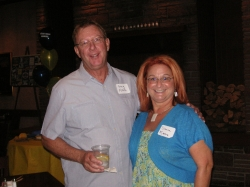 Greg and Diane Moore