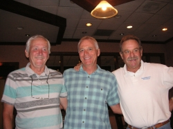 Mike Smith, Dave Zinanti, and Bob Clark