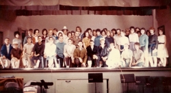 Cast of WRJHS Play