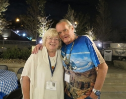 Cheryl Preston Weiman and Jerry Weiman