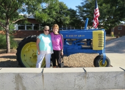 Wheat Ridge High School Tour: Jane Cromwell Mastrini, Judy Kifer DeCook