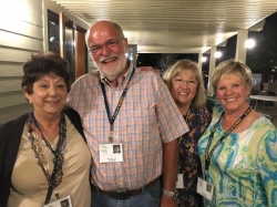 Char Sottler Palcic, Kent Johnson, Michael Ann Johnson, Kathie Head Slaughter