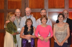 Party Planners: Kay and Ron Rees, Dianne and Steve Connolly, Judy and Bruce DeCook, Judy and Bob Knott