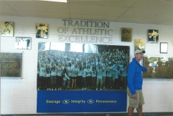Wheat Ridge High School Tour with Principal Griff Wirth